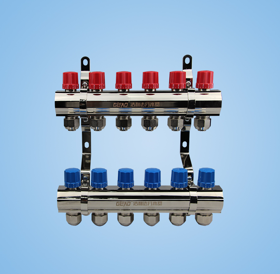 1.2-inch manual temperature control manifold