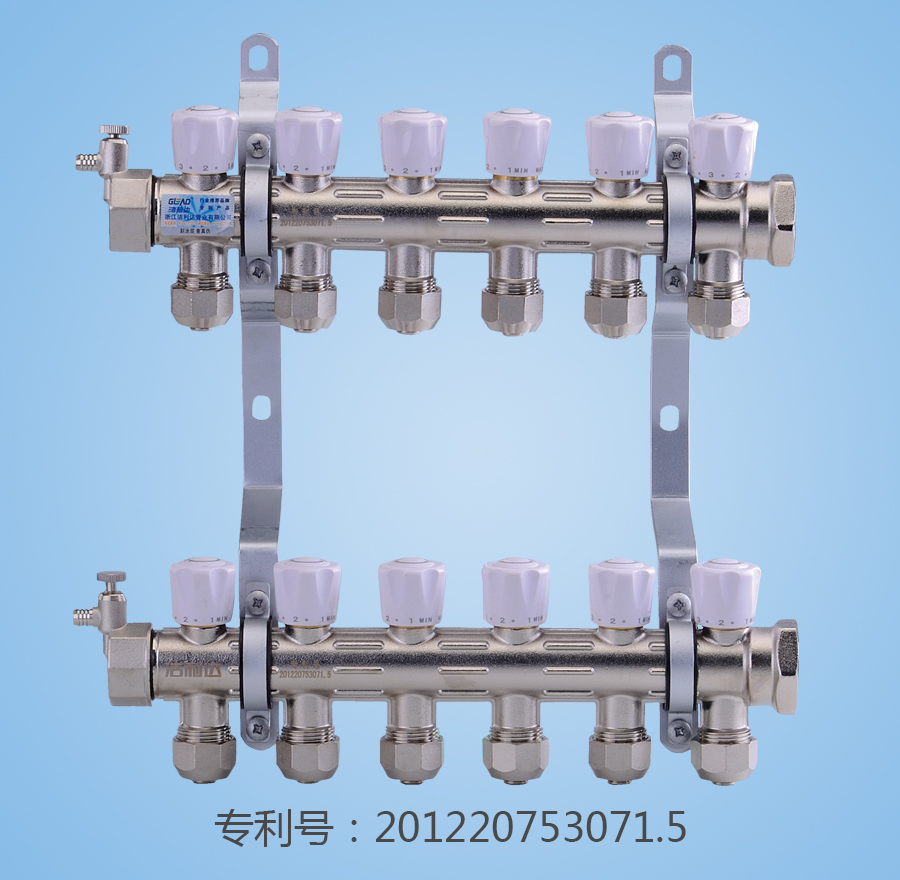 【Geothermal water separator】 to warm into the tens